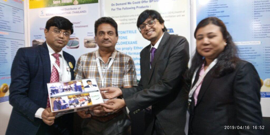 Chemspec India Exhibition – Sudarshan Pharma Industries Ltd